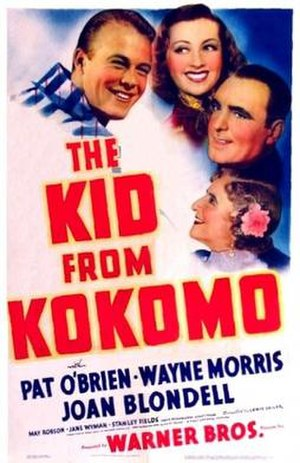 The Kid from Kokomo - Theatrical release poster