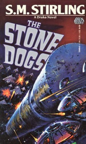 The Stone Dogs - Cover of first edition