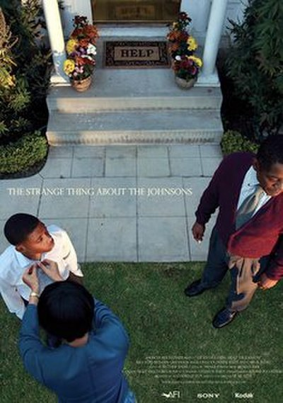 Picture of a movie: The Strange Thing About The Johnsons