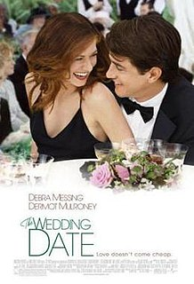 <i>The Wedding Date</i> 2005 romantic comedy directed by Clare Kilner