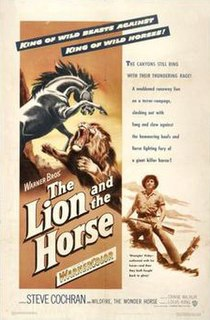 <i>The Lion and the Horse</i> 1952 American film by Louis King