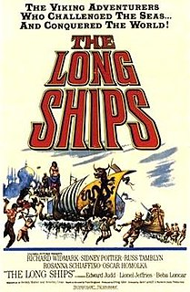 <i>The Long Ships</i> (film) 1964 film by Jack Cardiff
