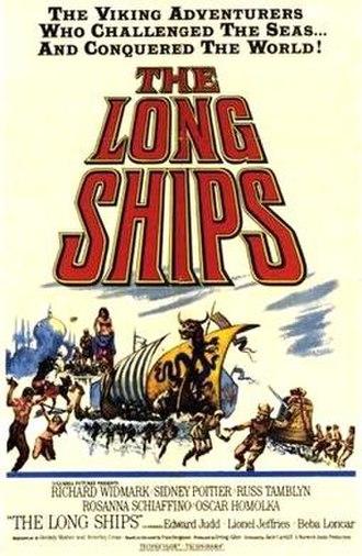 The Long Ships (film) - Original cinema poster