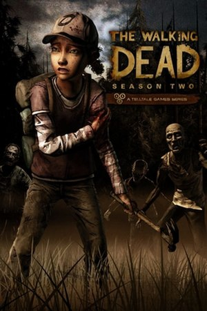 The Walking Dead: Season Two - Image: The walking dead video game season two promo