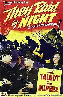 <i>They Raid by Night</i>