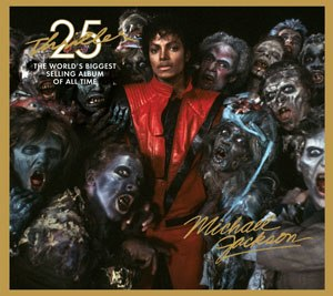 Thriller 25 - Image: Thriller 25 cover