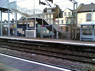Tilbury Town railway station - Image: Tilbury Town Station
