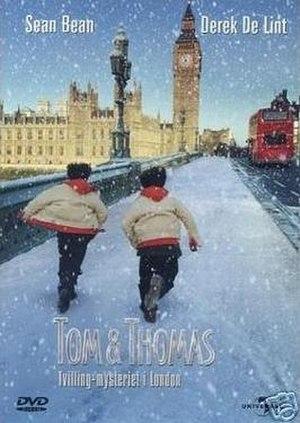 Tom & Thomas - DVD cover