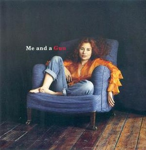 Me and a Gun - Image: Tori Amos Me and a Gun