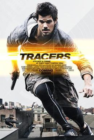 Tracers (film) - Official poster