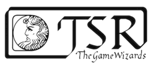 TSR (company) - Image: Tsr logo game wizards