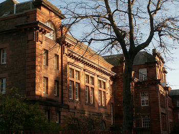 Scrymgeour Building, University of Dundee