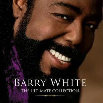 The Ultimate Collection (Barry White album) - Image: Ultimate Barry
