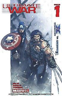 <i>Ultimate War</i> comic book series