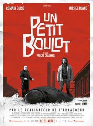 Odd Job (film) - Theatrical release poster