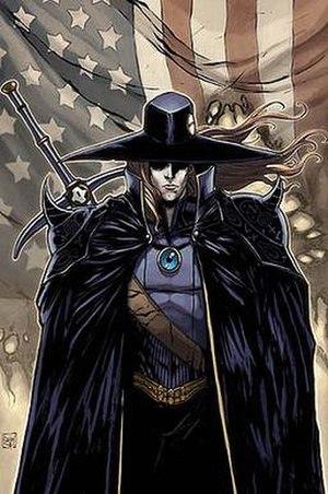 Vampire Hunter D: American Wasteland - Image: Vampire Hunter D American Wasteland