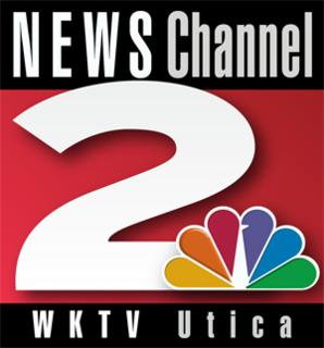 WKTV NBC/CBS/CW television affiliate in Utica, New York, United States