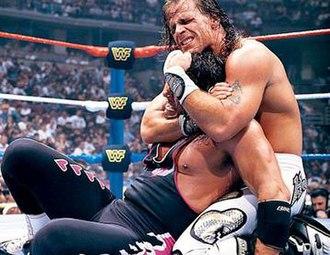 WrestleMania XII - Shawn Michaels vs. Bret Hart for the WWF World Heavyweight Championship