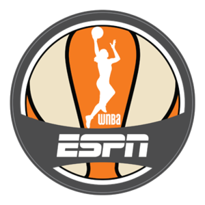 WNBA on ESPN - WNBA on ESPN logo