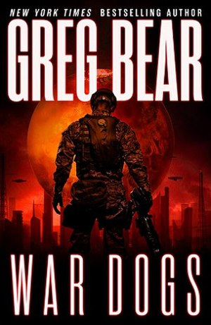 War Dogs (novel) - First edition cover
