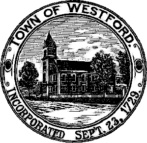 Official seal of Westford, Massachusetts