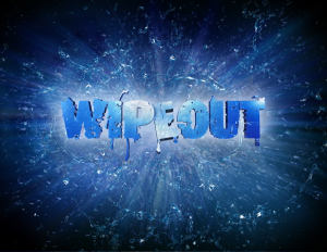 Wipeout TV show logo