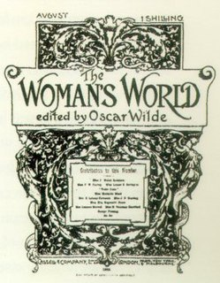 <i>The Womans World</i> British womens magazine