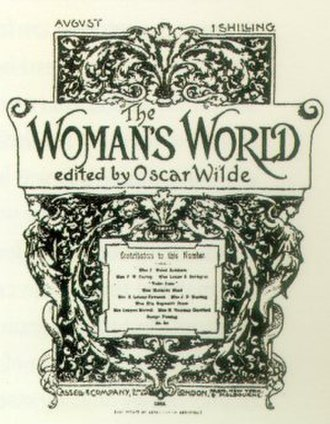 The Woman's World - Cover of The Woman's World