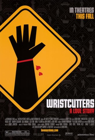 Wristcutters: A Love Story - Theatrical release poster