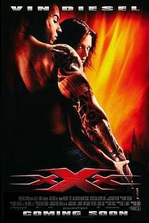 <i>XXX</i> (2002 film) Action film by Rob Cohen