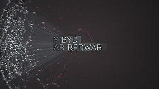 <i>Y Byd ar Bedwar</i> television series