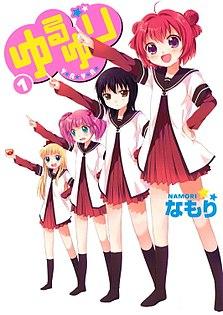 <i>YuruYuri</i> Japanese manga series