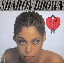 "12"" Single ""I Specialize In Love"" Sharon Brown.jpg"