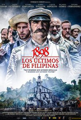 1898, Our Last Men in the Philippines - Film poster