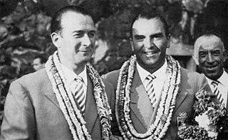 Sailing at the 1952 Summer Olympics – Star Sailing at the Olympics