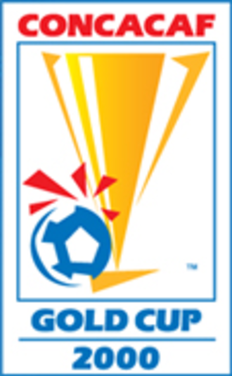 2000 CONCACAF Gold Cup - Image: 2000 CONCACAF Gold Cup