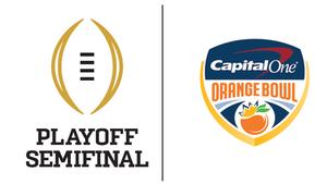 2015 Orange Bowl - 2015 Orange Bowl Logo