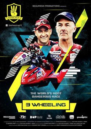 3 Wheeling - Theatrical release poster