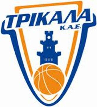 Trikala 2000 B.C. - Image: AS Trikala New Logo
