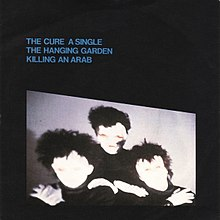 A Single, The Hanging Garden by The Cure.jpg