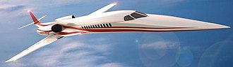 Supersonic aircraft - Aerion SBJ