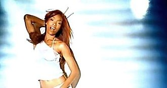 "Afrodisiac (song) - Norwood in ""Afrodisiac"" (2004)."