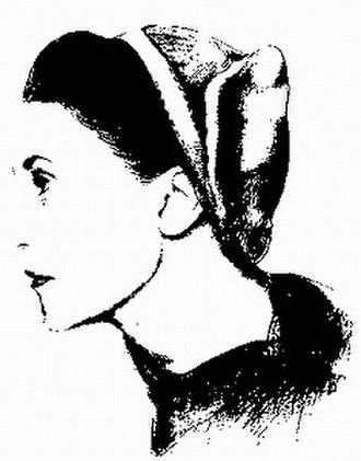 Agnes Newton Keith - Portrait of Agnes Newton Keith