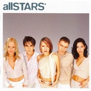 Allstars (Allstars album) - Image: All STARS* album cover