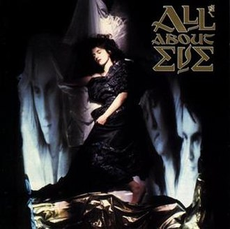 All About Eve (album) - Image: All About Eve (album) cover