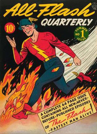 All-Flash - Image: All Flash Quarterly