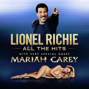 All the Hits Tour (Lionel Richie and Mariah Carey) - Image: All the Hits Tour poster