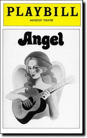 Angel (musical) - Broadway Playbill