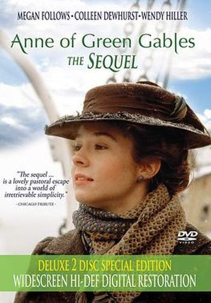 <i>Anne of Green Gables: The Sequel</i> 1987 film by Kevin Sullivan