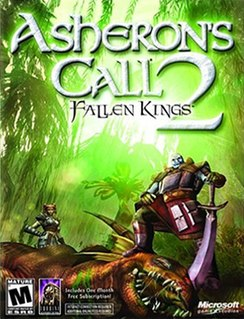<i>Asherons Call 2: Fallen Kings</i> 2002 video game